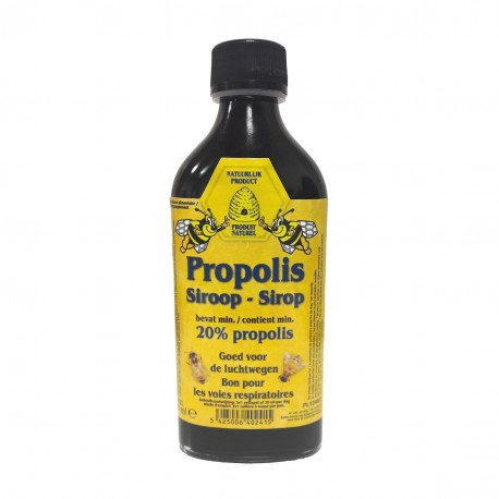 Sirop Miel Propolis 20% 200Ml