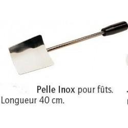Pelle Inox Pour Fut Long 40 Cm