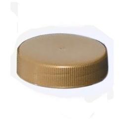 Capsule To63 Plastique Or (x100)