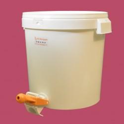 Maturateur 40Kg Plastique Guillotine Orange