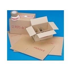 Carton 12 Verres 500G To63 (x20)