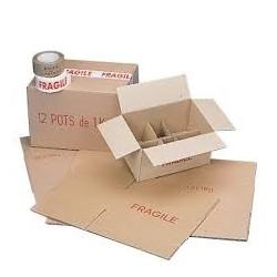 Carton 6 Verres 1Kg To82