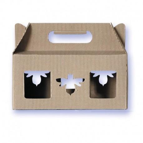 Présentoir Carton 3x250 Gr