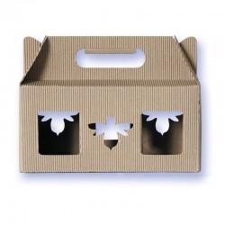 Présentoir Carton 3x125 Gr