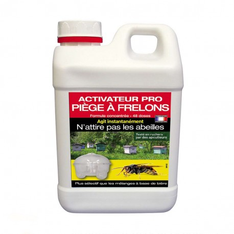 Attractif Pro Frelons 2L