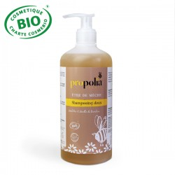 Shampooing Doux Bio Miel & Bambou 500Ml