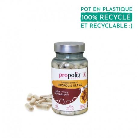Gelules Propolis Pure Pot 120