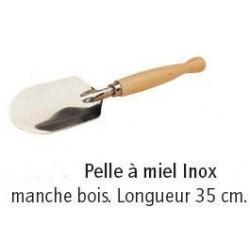 Pelle à Miel Inox Long 35Cm