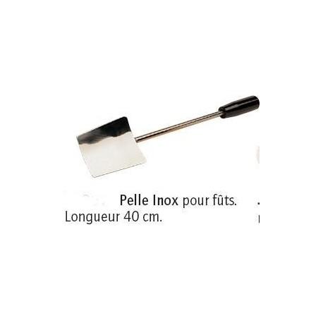 Pelle Inox Pour Fut Long 40Cm
