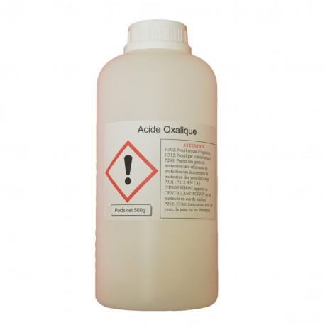 Acide Oxalique 500Gr