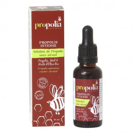 Solution Huileuse Propolis 30 Ml