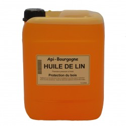 Huile De Lin Bidon De 10 L
