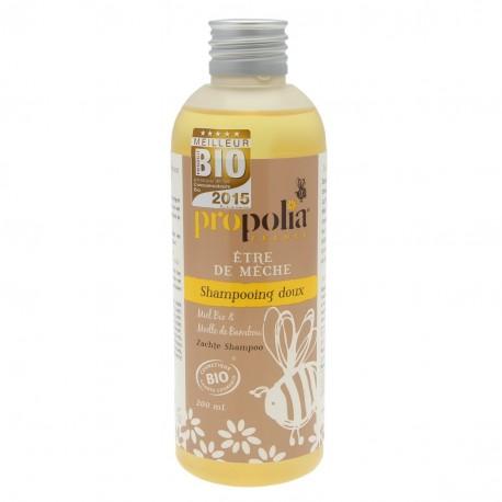 Shampooing Doux Bio Miel & Bambou 200Ml