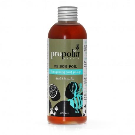 Shampooing Tout Pelage Miel, Propolis 200Ml
